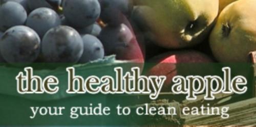 The Healthy Apple logo